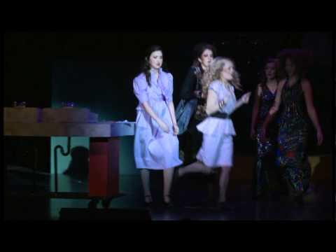The Wedding Singer Musical Part 2 7 Deer Park High School 2011