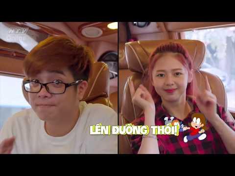 Việt Nam tươi đẹp | Bùi Anh Tuấn - Liz Kim Cương được fan vây kín tại Hà Nội