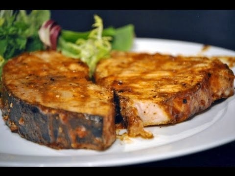 Reel Flavor - Grilled Swordfish