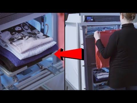 This $800 Gadget Will Fold, Sanitize And De Wrinkle Your Laundry - New Gadget 2018 #1
