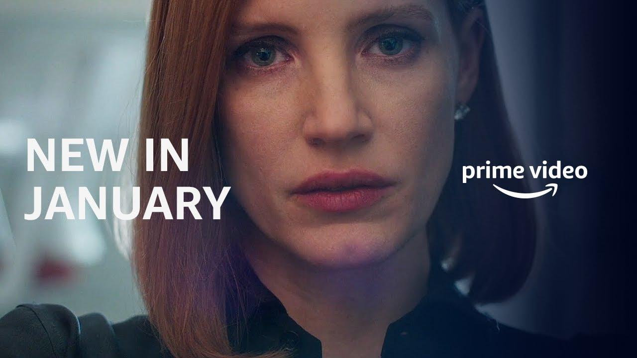 Amazon Prime Video November 2020