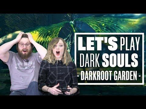 Let's Play Dark Souls Episode 3: DAMMIT RICHARD