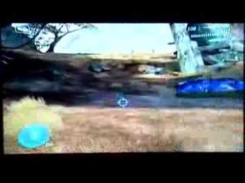 Halo 3 Leaked Tsavo Highway