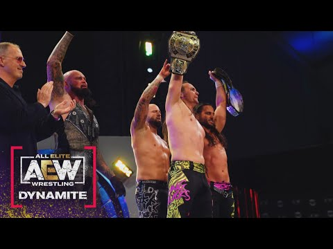 Shock and Awe! Did Anyone See That Coming? Why Bucks Why? | AEW Dynamite, 4/7/21