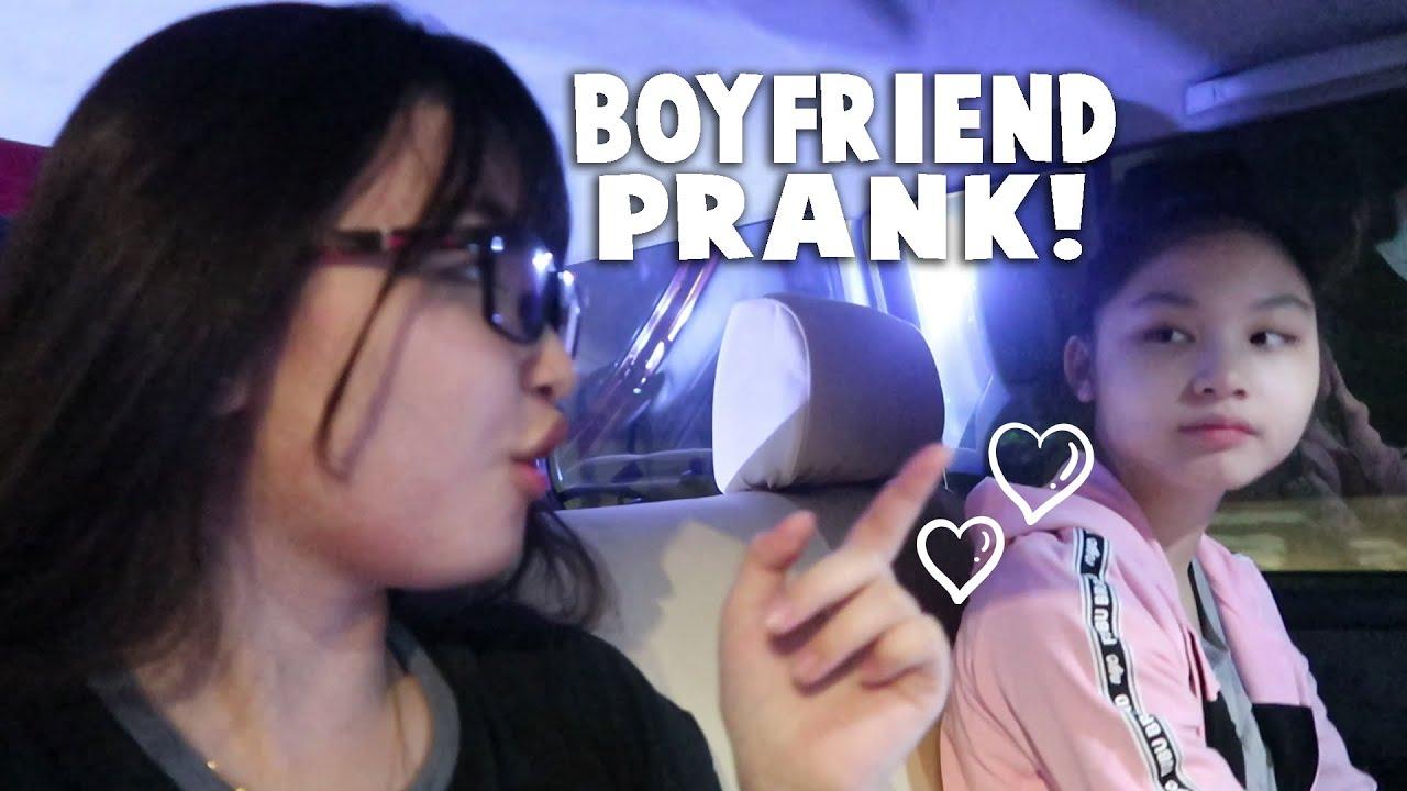BOYFRIEND PRANK | Aurea & Alexa WonderClips
