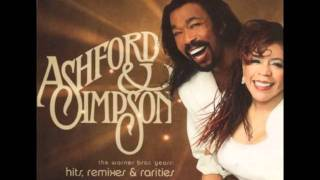 Watch Ashford  Simpson Over And Over video