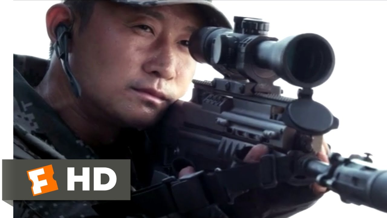 Download Wolf Warrior (2015) - Killing Enemies Is My Duty Scene (1/10) | Movieclips