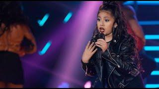 Yo Soy Kids: Selena puso a bailar a todos con