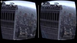 The Walk VR Google Cardboard Virtual Reality 3D Gameplay 1080p