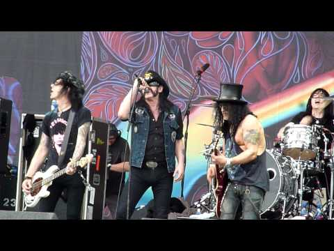 SLASH – Doctor Alibi (feat Lemmy!) HD – Download 2010