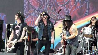SLASH - Doctor Alibi (feat Lemmy!) HD - Download 2010