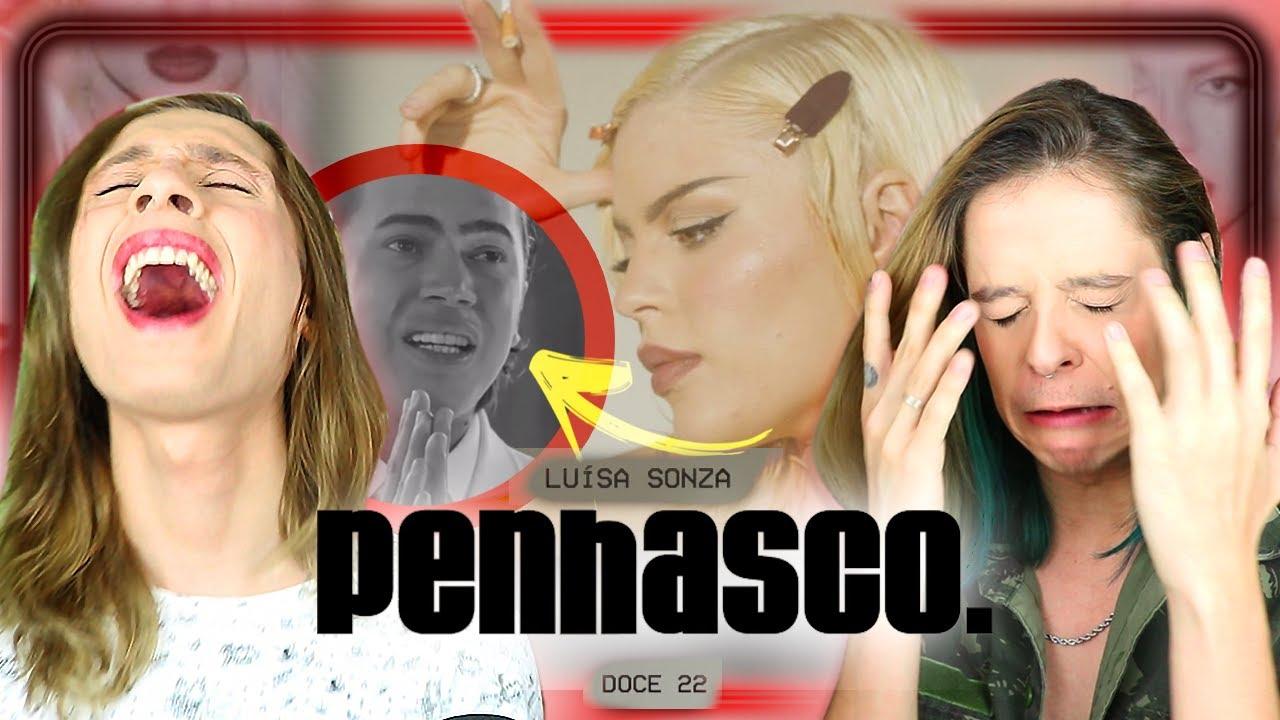 Reagindo a Penhasco - Luisa Sonza (React e Comentários)   Acorda, Berenice!