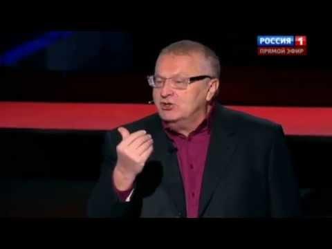Анекдоты про Жириновского