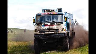 Ралли Шёлковый Путь 2017 Silk Way Rally 2017