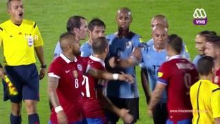 Uruguay 3 - 0 Chile | Eliminatorias Rusia 2018
