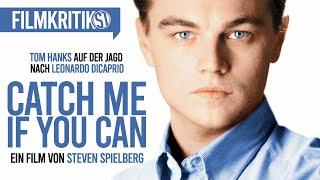 CATCH ME IF U CAN | Trailer German Deutsch & Kritik Review | Full-HD