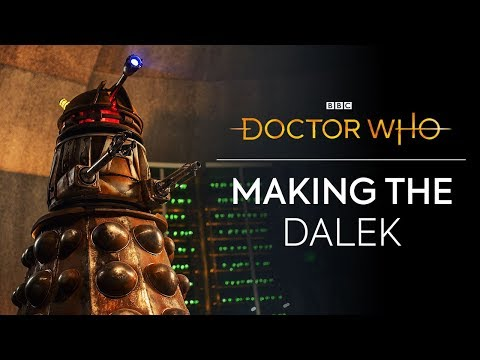 Making the Dalek | Doctor Who: Resolution