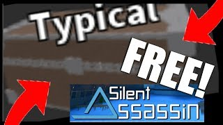 [CODE] How to get a FREE CASE on Silent Assassin | ROBLOX