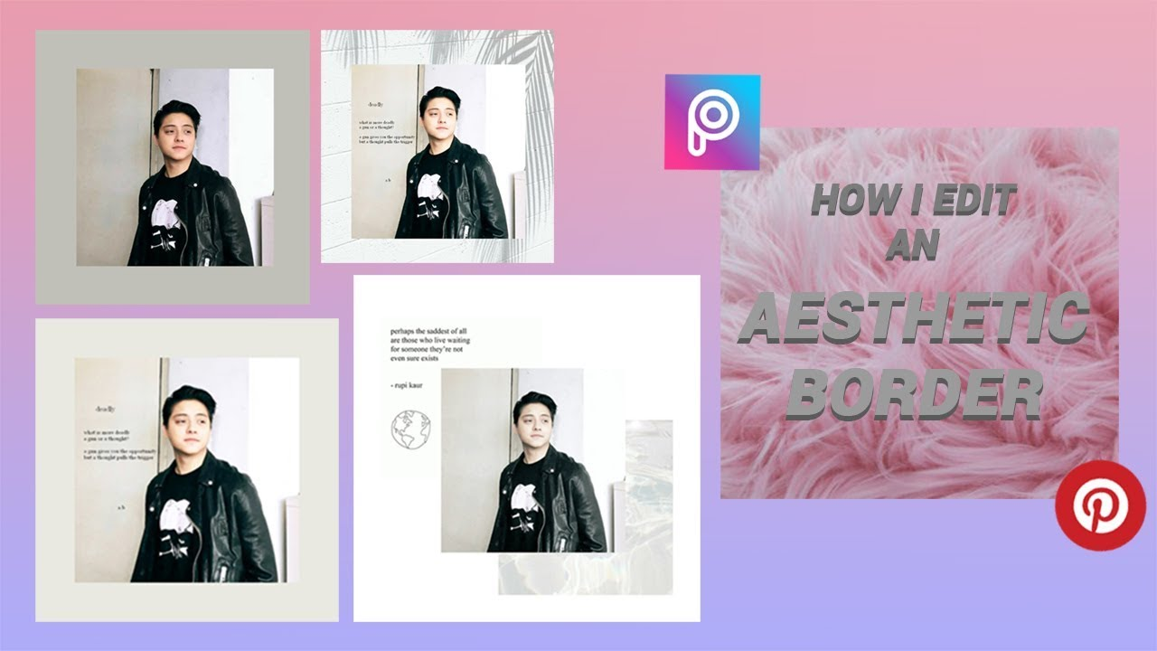Howto: How To Edit Aesthetic Photos In Picsart