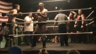 The Widowmakers vs. Psycho & Damien Storm