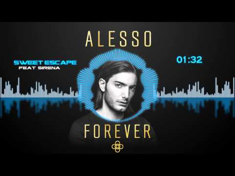 Alesso - Sweet Escape (feat. Sirena) [HD Visualized] [Lyrics in Description]