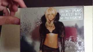 Britney Spears - Unboxing Greatest Hits: My Prerogative (Limited Edition)