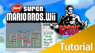 How to play & edit 'New Super Mario Bros.Wii' using Reggie! - Tutorial