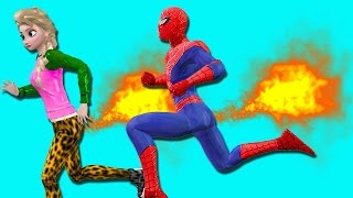 superheroes movies   spiderman vs venom vs frozen elsa vs hulk pepper challenge superheroes prank
