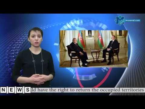 """""""YENİ MUSAVAT"""" NEWS_19 February"""