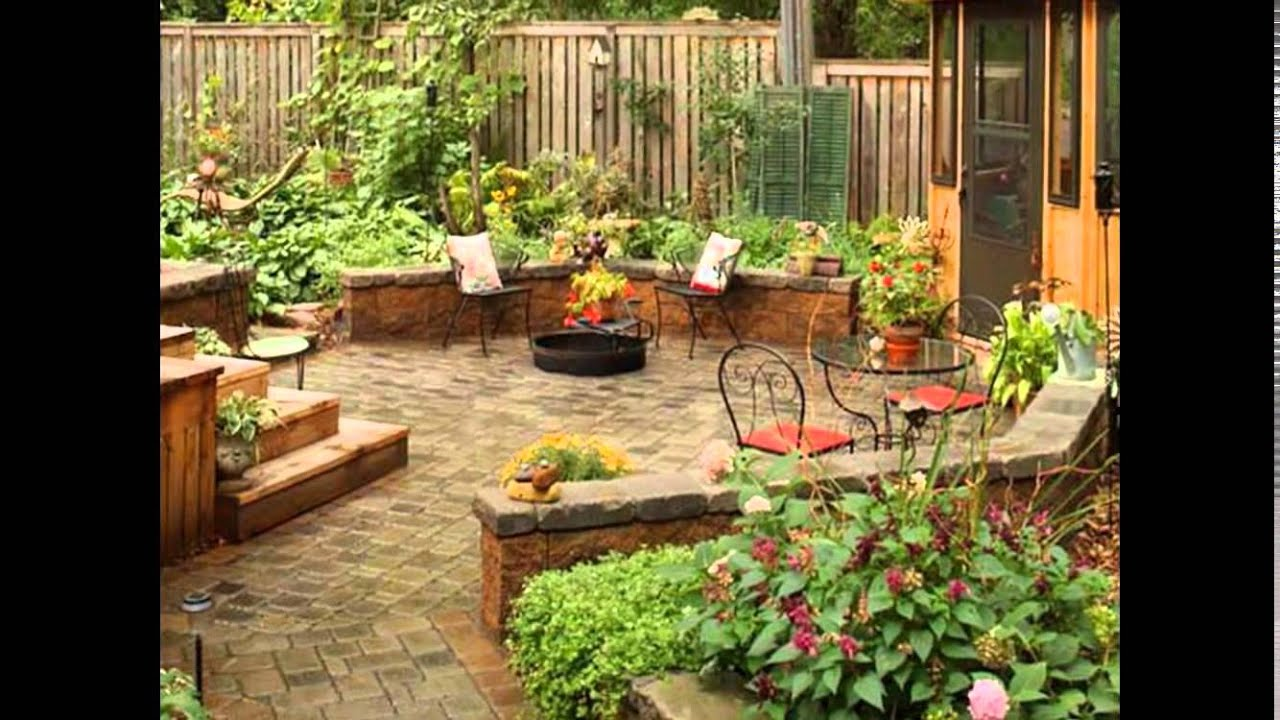 Designs For Backyard Patios 20 backyard ideas for you to get relax Backyard Patios Backyard Patios Ideas Backyard Patios On A Budget Youtube