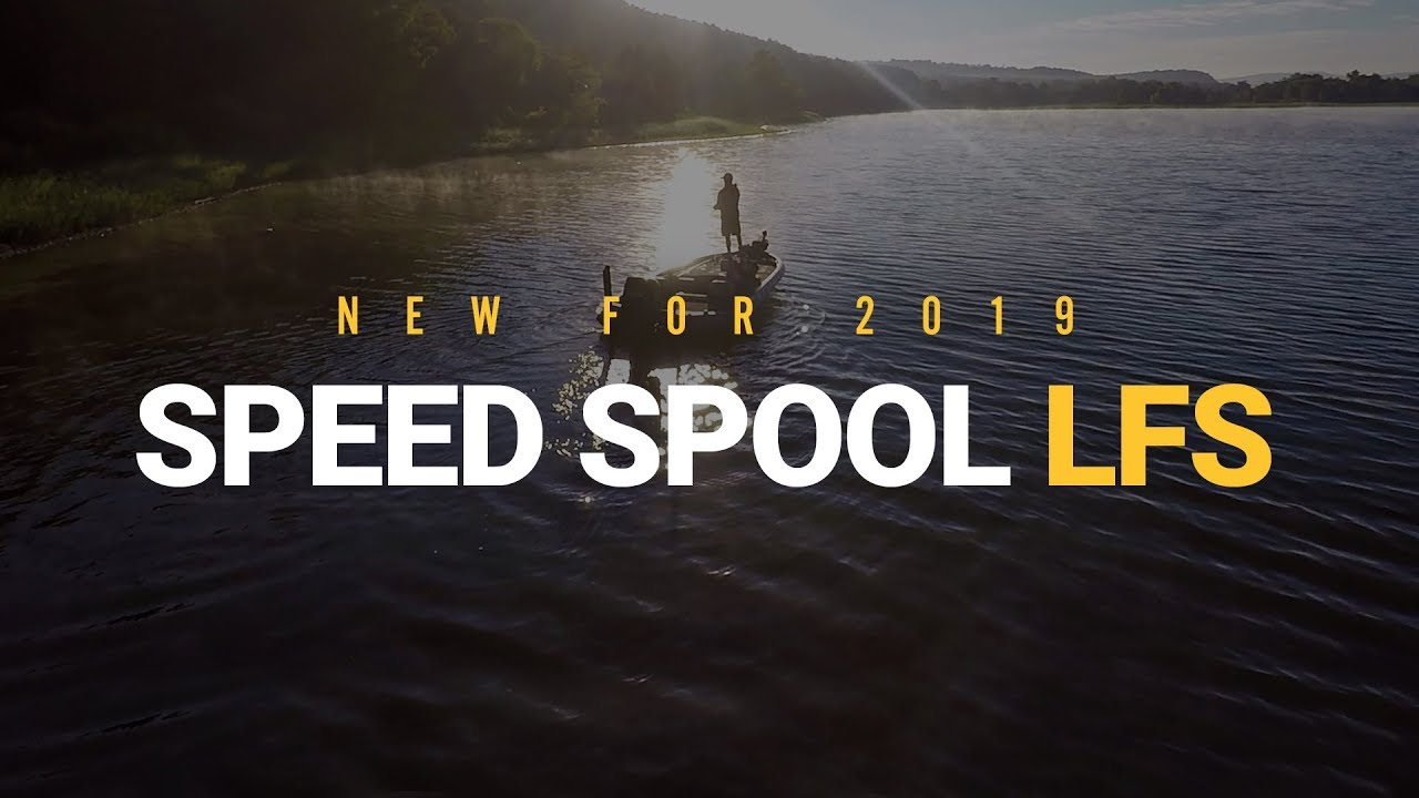 Introducing the NEW Lew's Speed Spool LFS