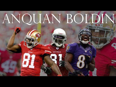"Anquan Boldin || ""Stainless"" ᴴᴰ 