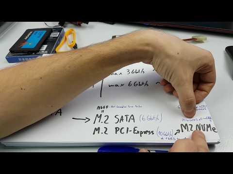SATA I, SATA II, SATA III, a może mSATA albo M.2 SATA lub M.2 PCIe ? RÓŻNICE