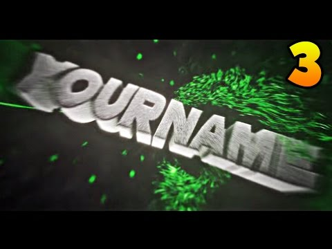 TOP 10 Intro Templates Cinema 4D & After Effects #1 + F ...