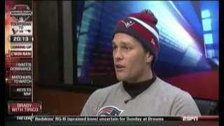 Repeat youtube video Tom Brady on Peyton Manning Interview