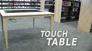 Touch Table at Orem Library
