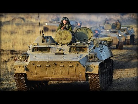 RUSSIAN & MONGOLIAN TROOPS HOLD 1ST EVER JOINT MILITARY DRILL AT SELENGA 2016