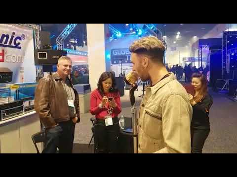 [NAMM] Morgan Beat box