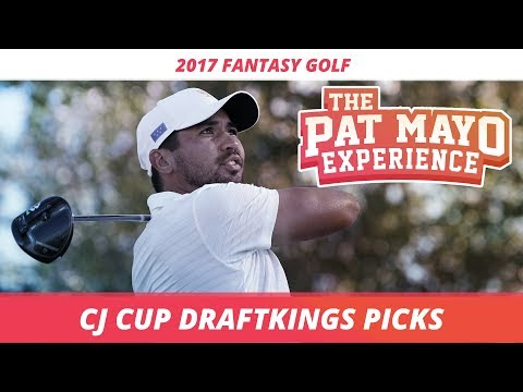 2017 Fantasy Golf Pick - CJ Cup DraftKings Picks, Sleepers and Preview