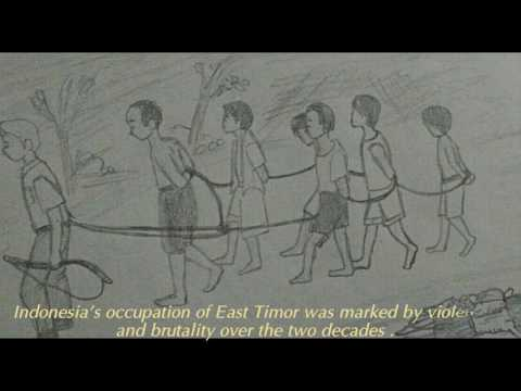 history of east timor