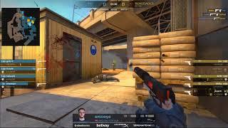 BIG vs NRG London Major 2018 tiziaN Counter-Strike: Global Offensive insane one click-flick