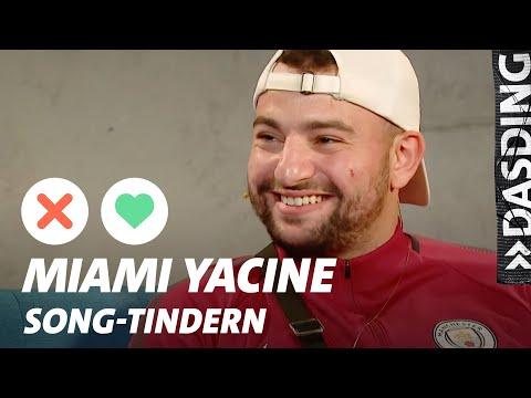 "Song-Tindern mit Miami Yacine: ""Cher – I love you"" | DASDING"