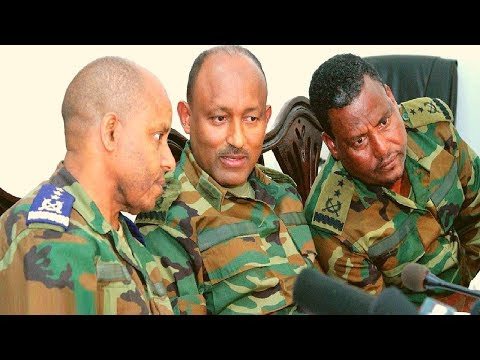 Qaabkii Loo Diyaariyay Afgamiga Ethiopia Iyo Saraakiishii Ka Dambeeyay Oo Lagu Raad Joogo