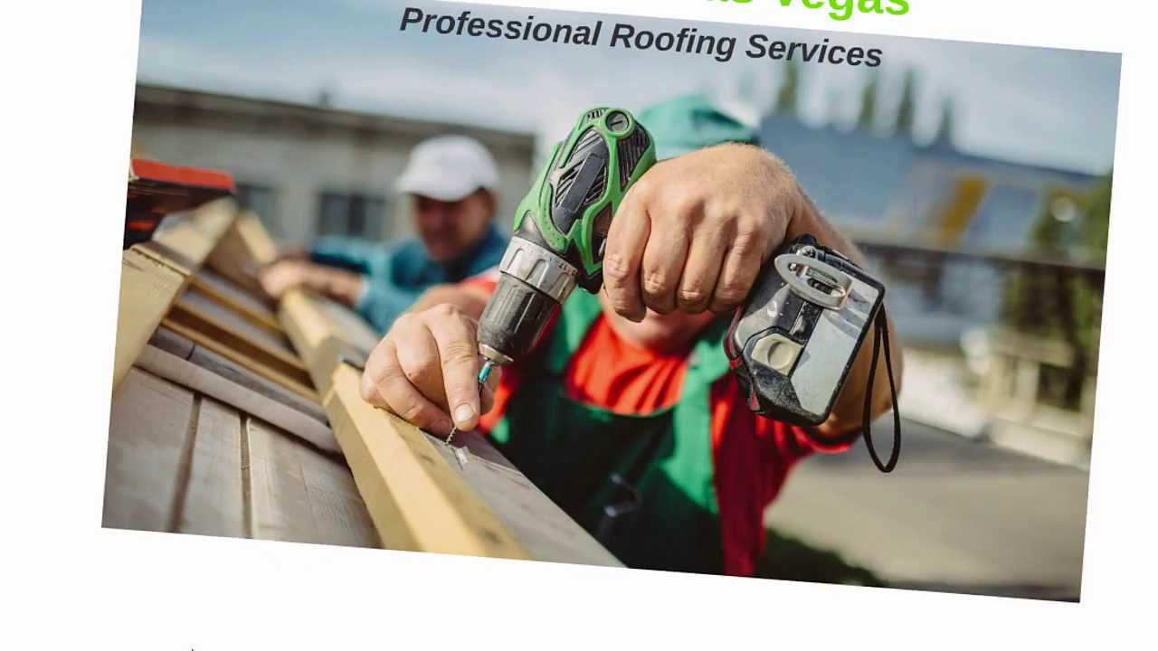 Roof Repair Las Vegas | PRS. Professional Roofing Services