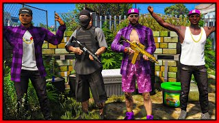 GTA 5 Roleplay - I JOINED UNDERCOVER POLICE GANG UNIT | RedlineRP