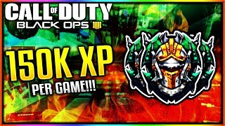 PRESTIGE IN 7 GAMES! - 200,000 XP PER GAME! BO4 LEVEL UP FAST and PRESTIGE FAST! (BO4 Rank Up Fast)