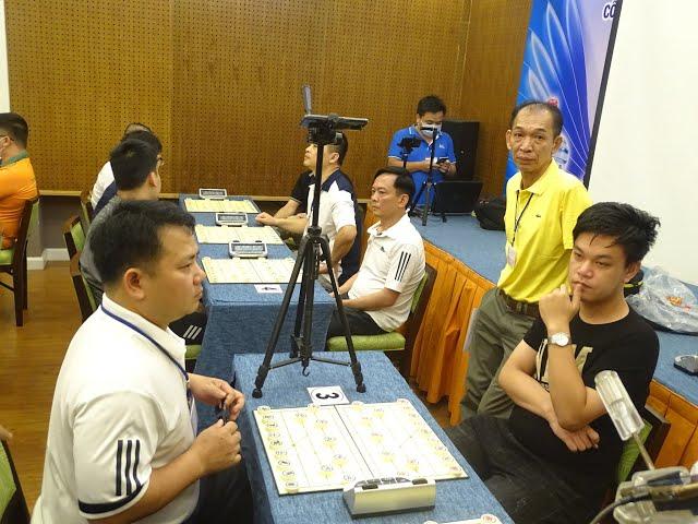 Trực tiếp : Vũ Quốc Đạt vs Tôn Thất Nhật Tân | Vòng 8 Giải cờ nhanh A1 2021 |