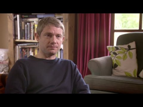 Martin Freeman Visits His Brother - Who Do You Think You Are?