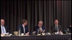 Hoorzitting Tweede Kamercommissie herindeling Groningen, Haren, Ten Boer