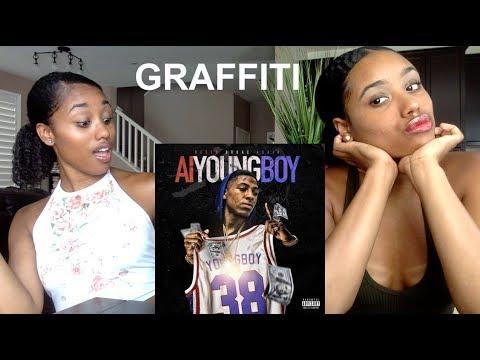 YoungBoy Never Broke Again - Graffiti -(REACTION)